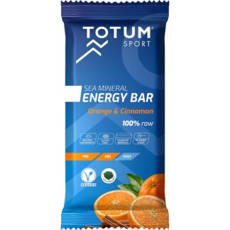 Baton energizant TOTUM Sport cu minerale marine şi portocale