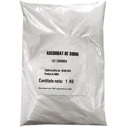 Vitamina C alcalina (ascorbat de sodiu)