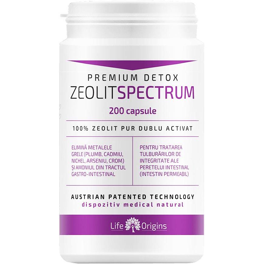 detoxifiere cu zeolit